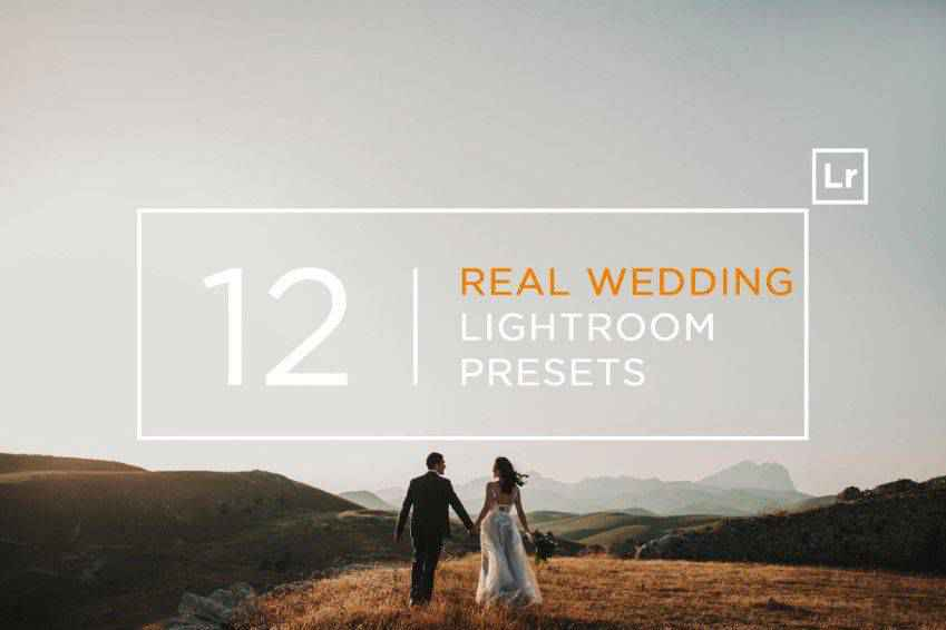 Real Wedding Lightroom Presets