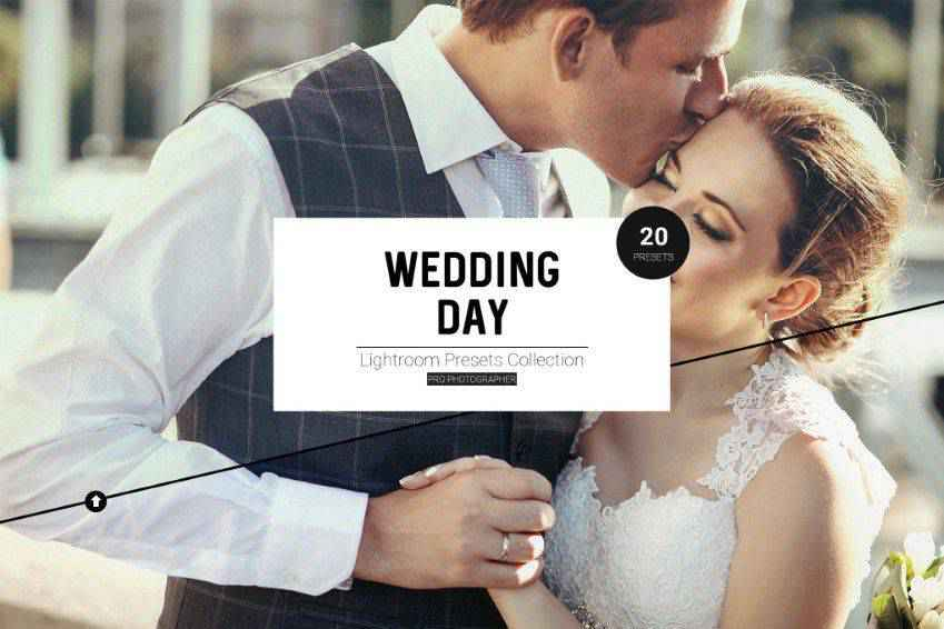 Wedding Day Lightroom Presets