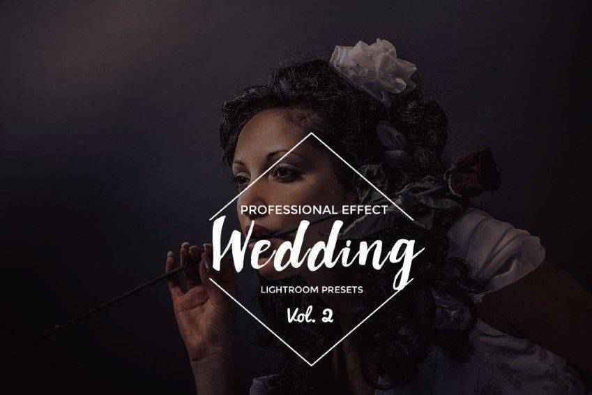 Wedding Lightroom Presets Vol.2