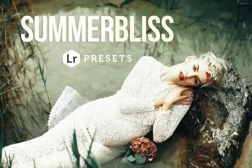 Summerbliss Lightroom Presets