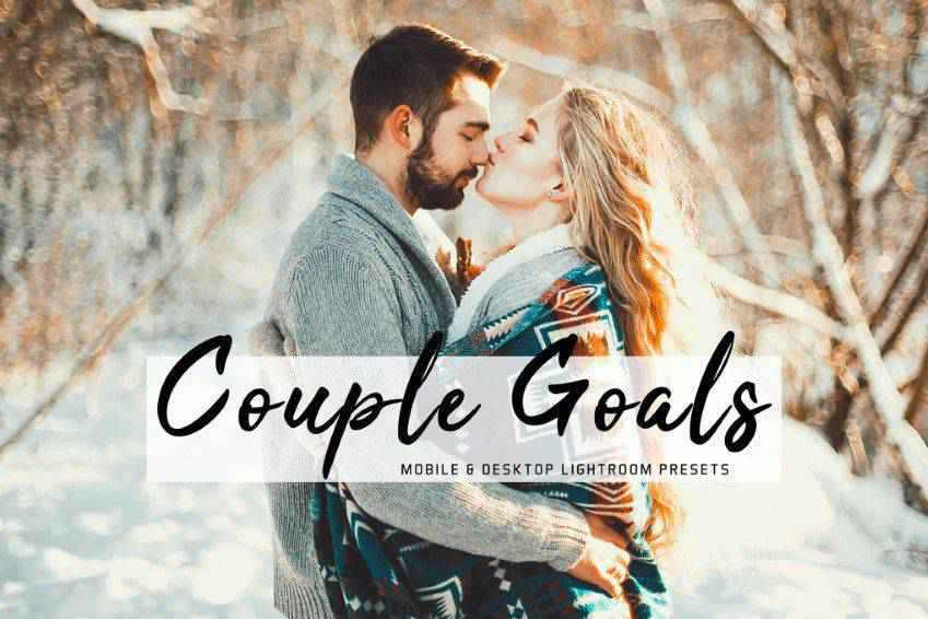 Couple Goals Lightroom Presets