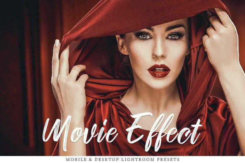 Movie Effect Photoshop Actions