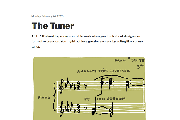 Example from The Tuner