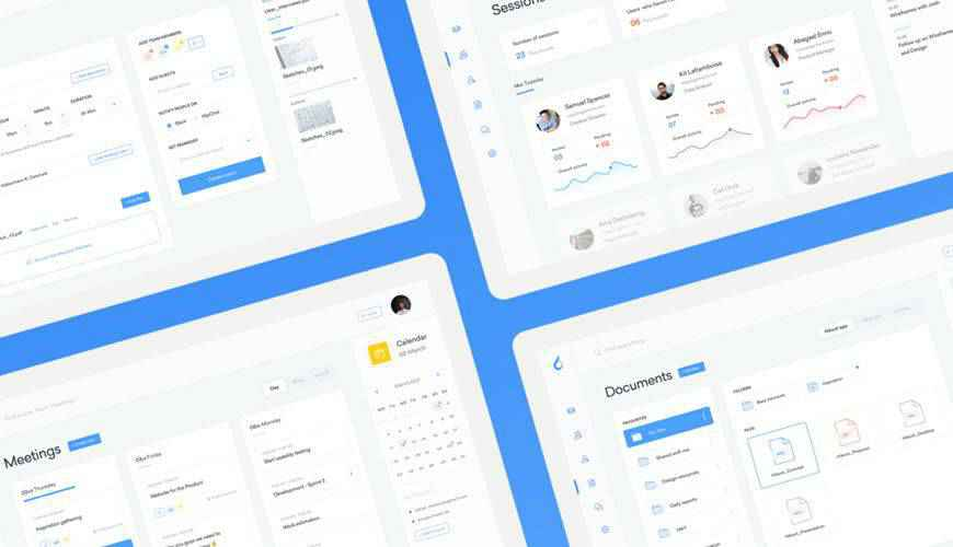Hix dashboard admin template ui free Sketch App