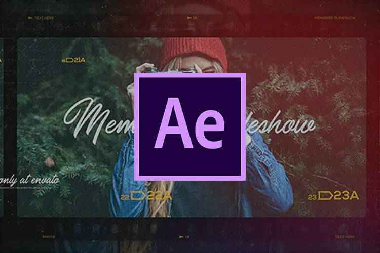 10 Best Slideshow & Gallery Templates for Adobe After Effects in 2021