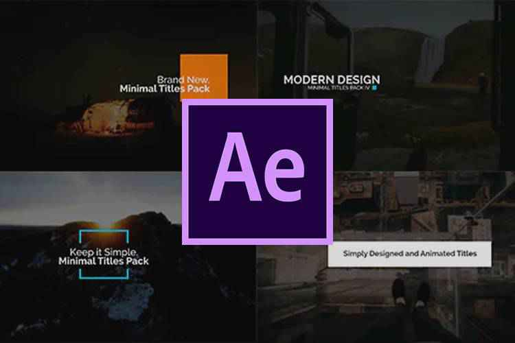 10 Best Adobe After Effects Titles Templates in 2021