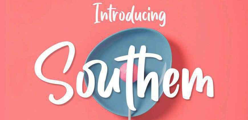 Southem Clean Marker clean font typeface