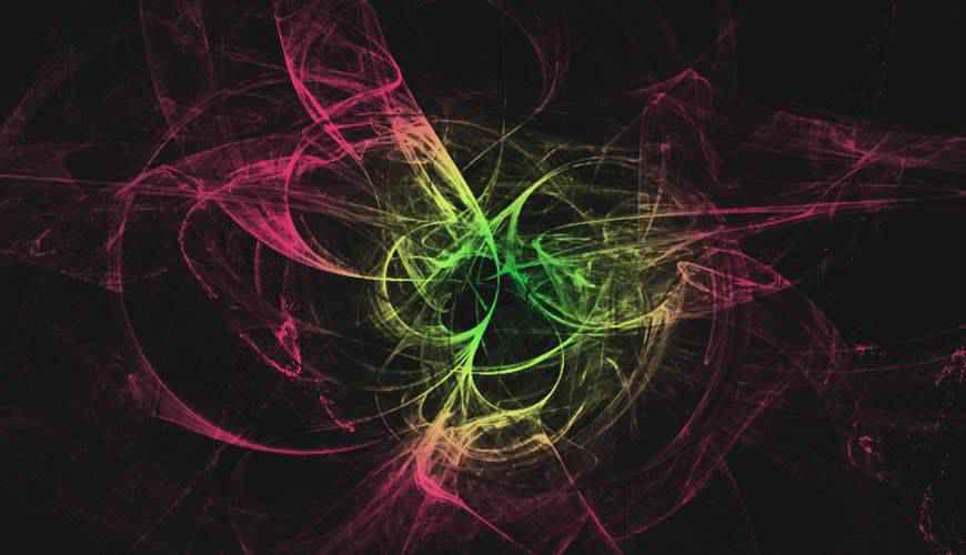 cool abstract fractal geometrical photoshop brushes free