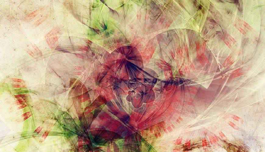 Stock Fractal abstract fractal geometrical photoshop brushes free