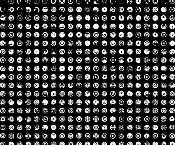 Solid Tech Rings technology tech industrial photoshop brushes free