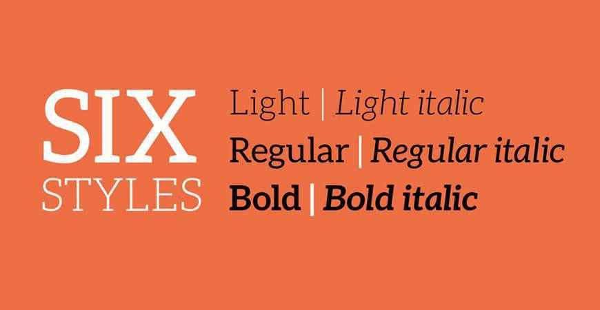 Aleo  free title headline typography font typeface
