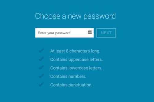 8 Unique Password Field & Form Utility CSS & JavaScript Snippets
