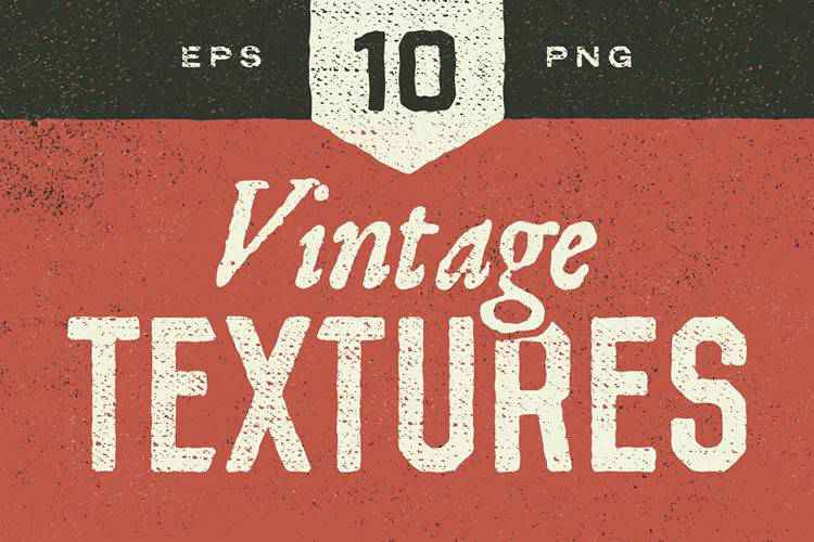 20 Free High-Quality Vintage, Antique & Retro Texture Packs