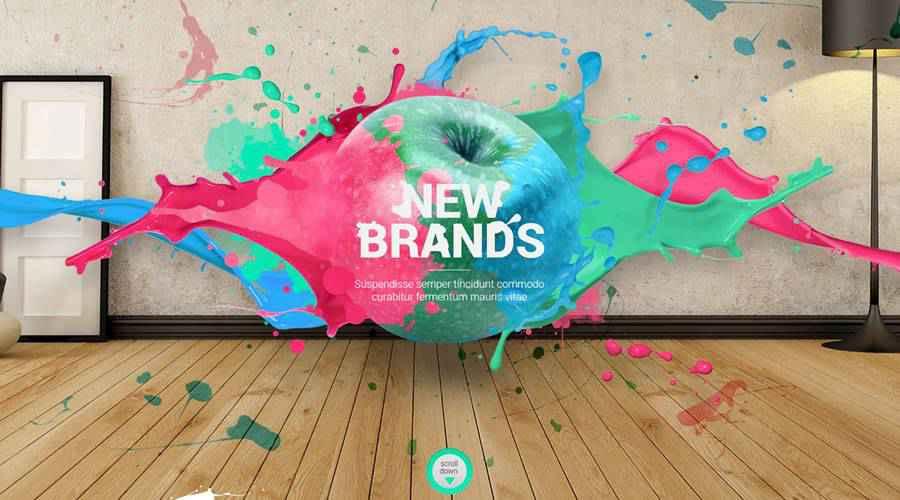 Splashes Creative Agency web design agency