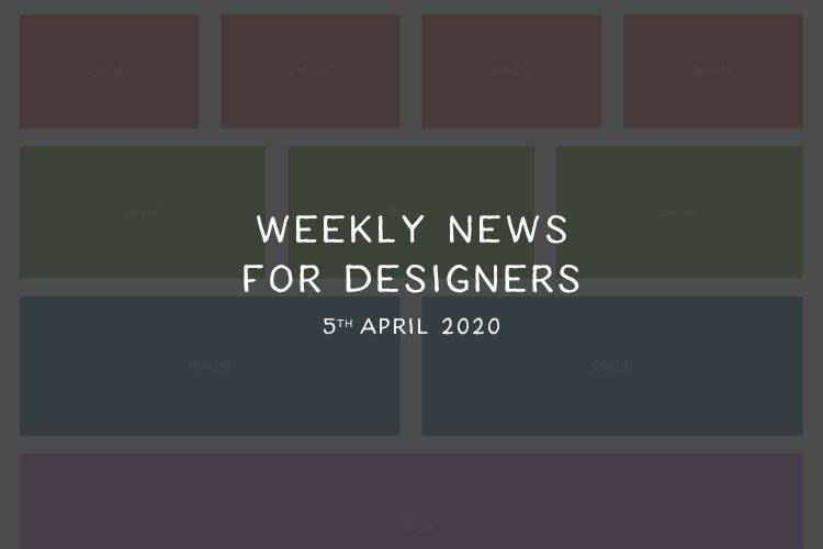 Weekly News for Designers № 534 - Custom Cursor Effects, CSS Styling Scrollbars, UX Myths 2020, Simple Image Placeholders