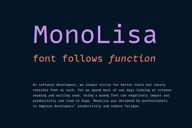 Example from MonoLisa