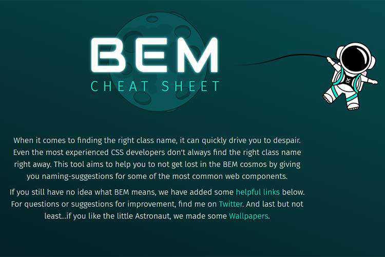 Exemple de feuille de triche BEM