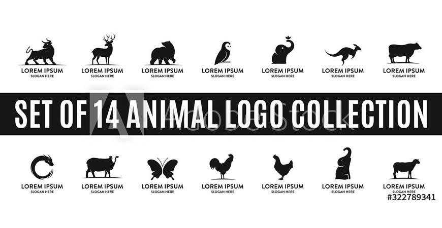 Animal Logo Template Collection