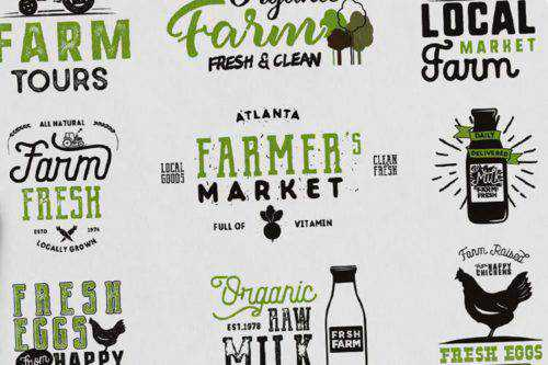 The 20 Best Food & Drink Logo Templates for 2021