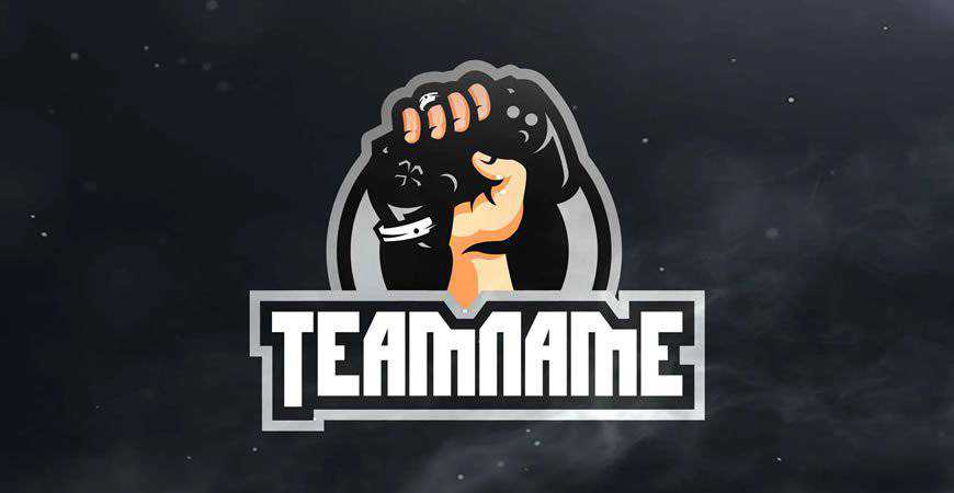 Gaming Suppport Sport eSports Logo Template gamer video game