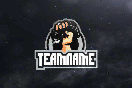 40 Professionally Designed Logo Templates for Gamers