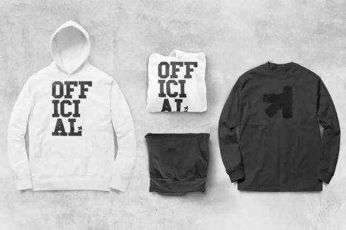 20 Photoshop PSD Mockup Templates for Hoodies