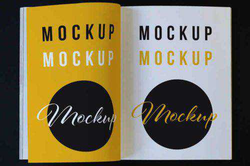 20 Professionally Designed Magazine Mockup PSD Templates