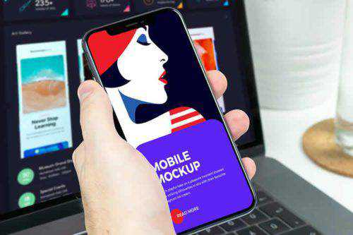 20 Photoshop PSD Mockup Templates for Showcasing Mobile Apps in 2021