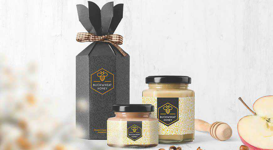 Jar Packaging Photoshop PSD Mockup Template