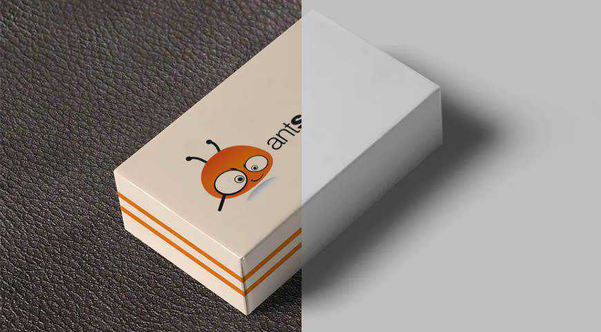 Box & Packaging Photoshop PSD Mockup Template