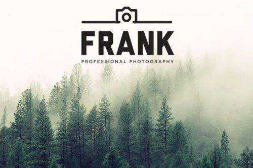 20 Amazing Logo Templates for Photographers