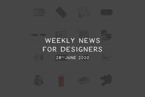 Weekly News for Designers № 546