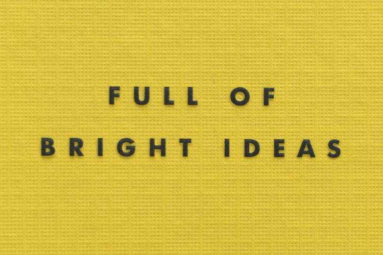 Stop Worrying About People Stealing Your Ideas