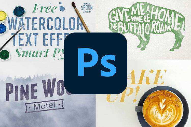 20 Free Photoshop Layer Styles for Creating Beautiful Text Effects