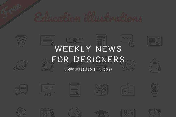 Weekly News for Designers № 554