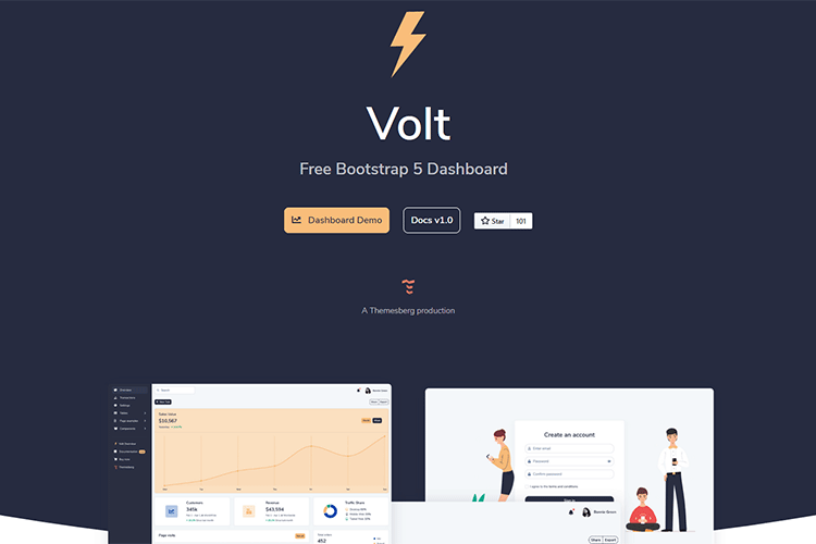 Example from Volt