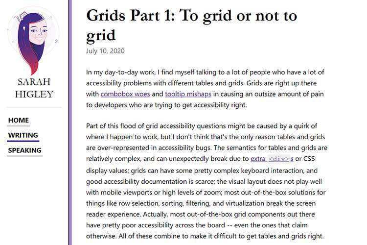 Example from Grids Part 1: To grid or not to grid