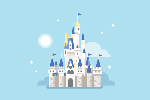 Famous Architecture Recreated with CSS and JavaScript