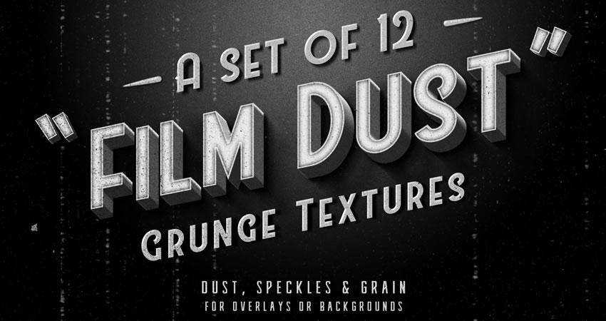 Film Dust Vintage Grunge free high-res textures