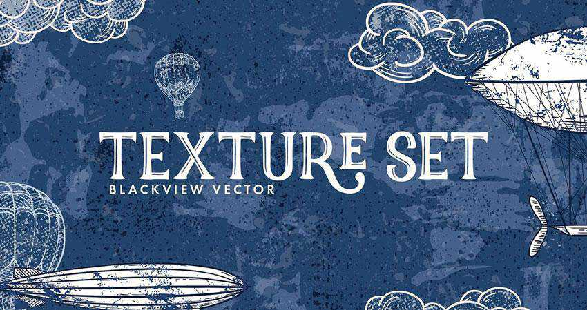 Blackview Free Vector Grunge high-res textures