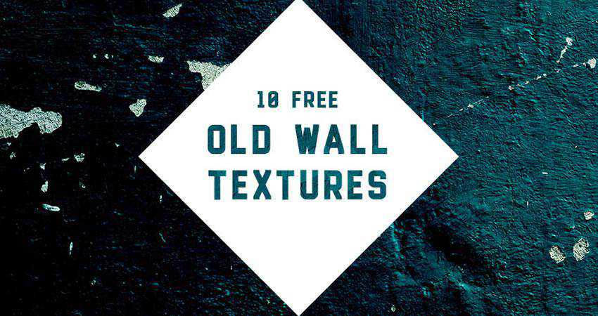 Old Wall free high-res textures