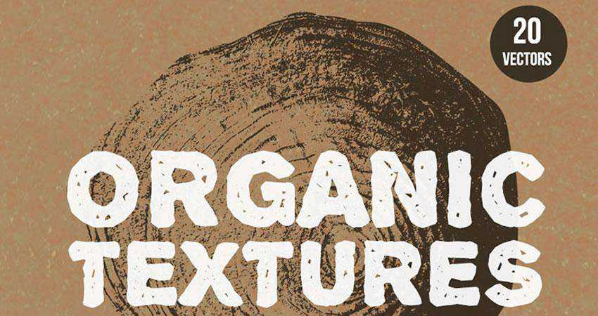 Organic Vector free high-res textures