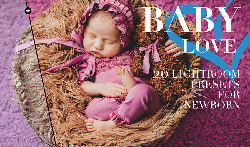 Newborn Lightroom Presets