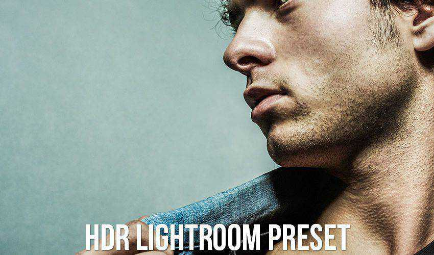 Free Strong HDR Lightroom Preset