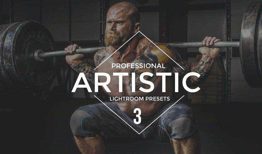 Artistic vol 3 Lightroom Presets