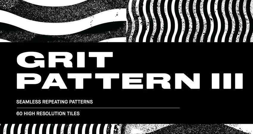 grit free patterns seamless