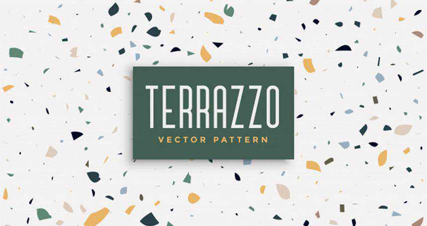 Terrazzo Floor free patterns seamless