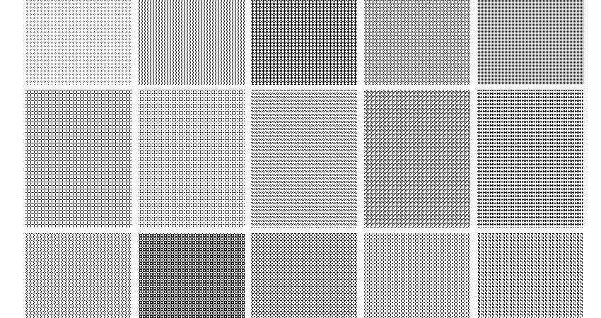 pixel free patterns seamless