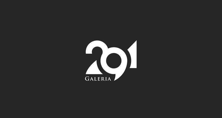 Galeria 291 photography photographer logo design inspiration
