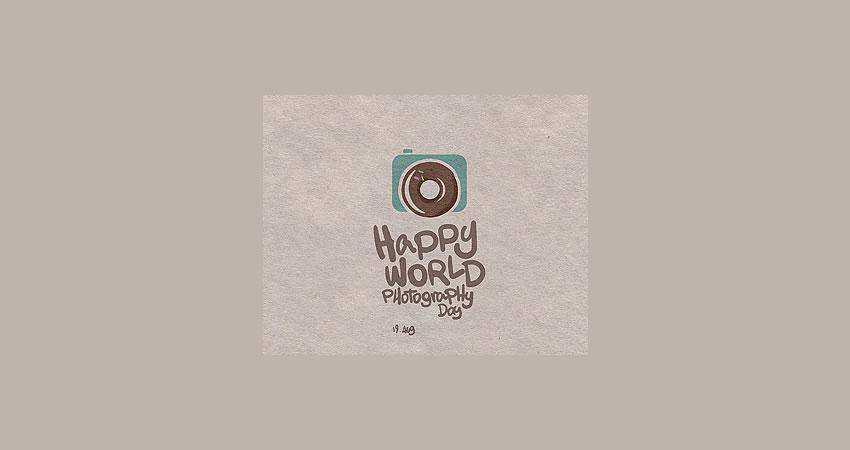 Happy Photography photographer logo design inspiration